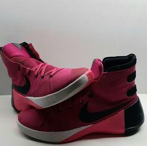 Nike Hyperdunk 2015 Breast cancer awareness